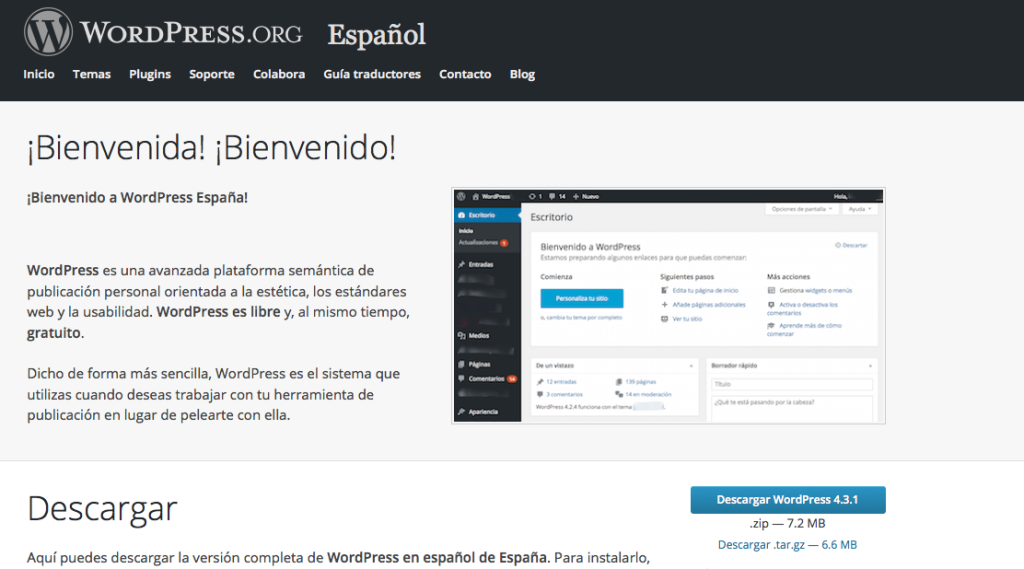descargar-wordpress