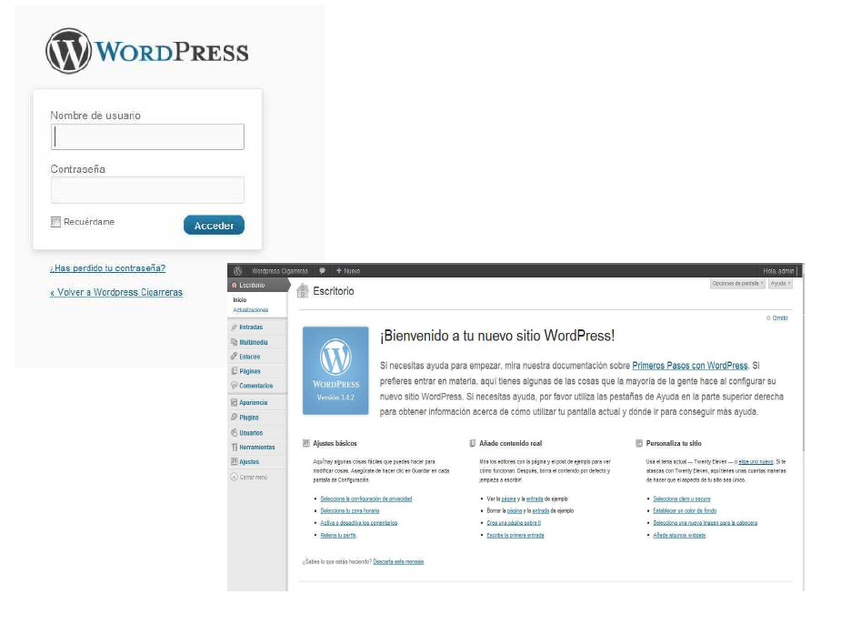 wordpress-instalado-local-xampp
