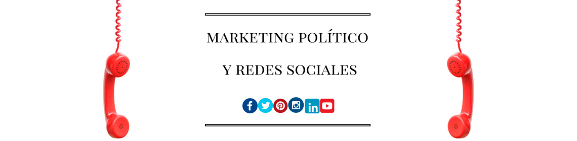marketing politico y redes sociales